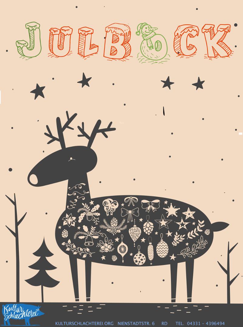 Julbock – Weihnachten zum Selbermachen 30.11.2018 ab 16.00 Uhr ...