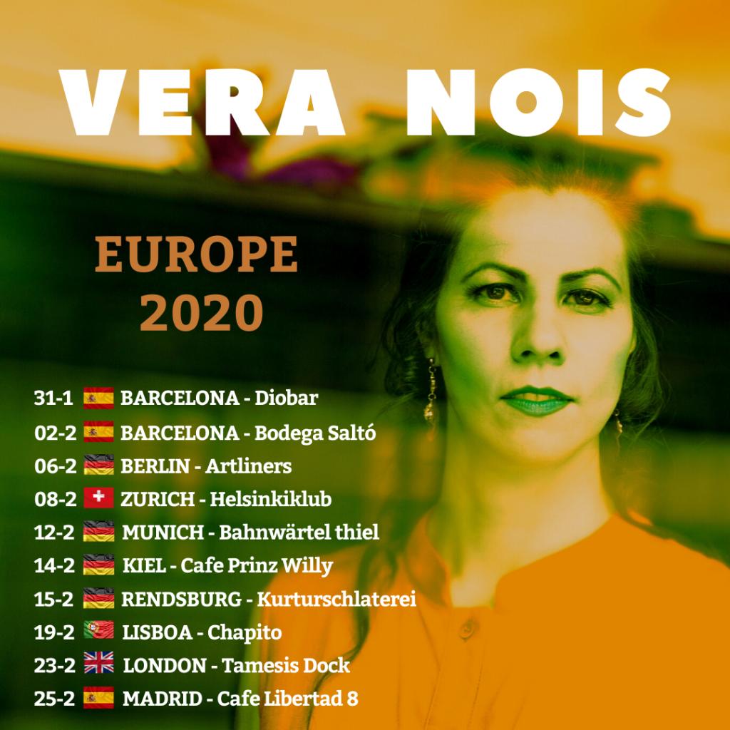 Plakat Vera Nois